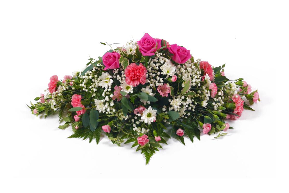 Floral Tribute Range Fanagans Funeral Home